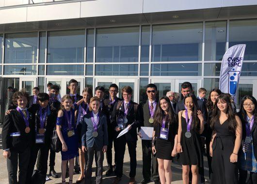Science Fair Winners 2020.Gvrsf Greater Vancouver Regional Science Fair